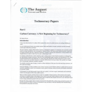 Technocracy Papers